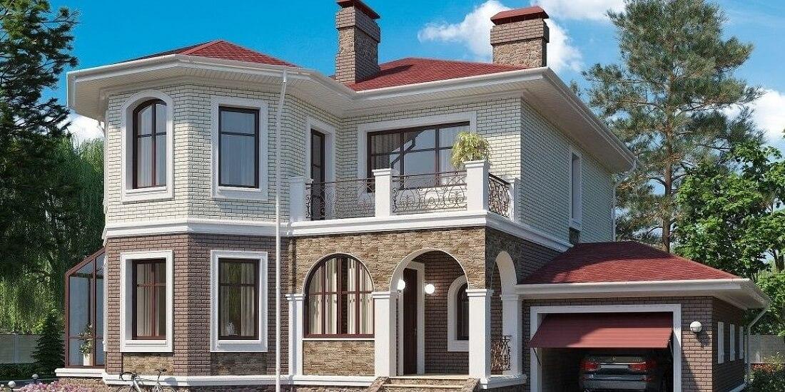 Сколько стоит построить дом в Украине 2021