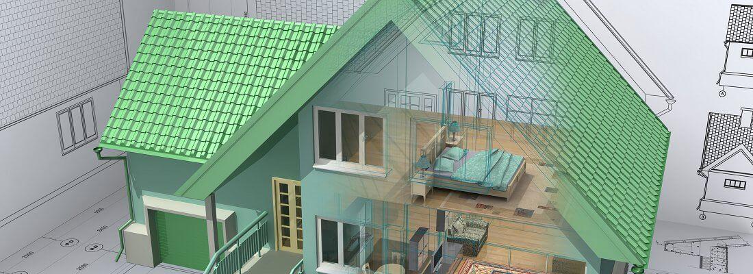 Стоимость эскизного проекта дома